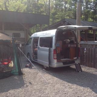栃木キャンプ場