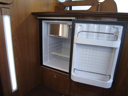 冷蔵庫&ラゲッジスペース用照明