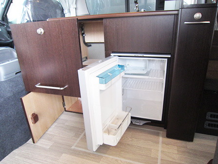 ギャレー&冷蔵庫