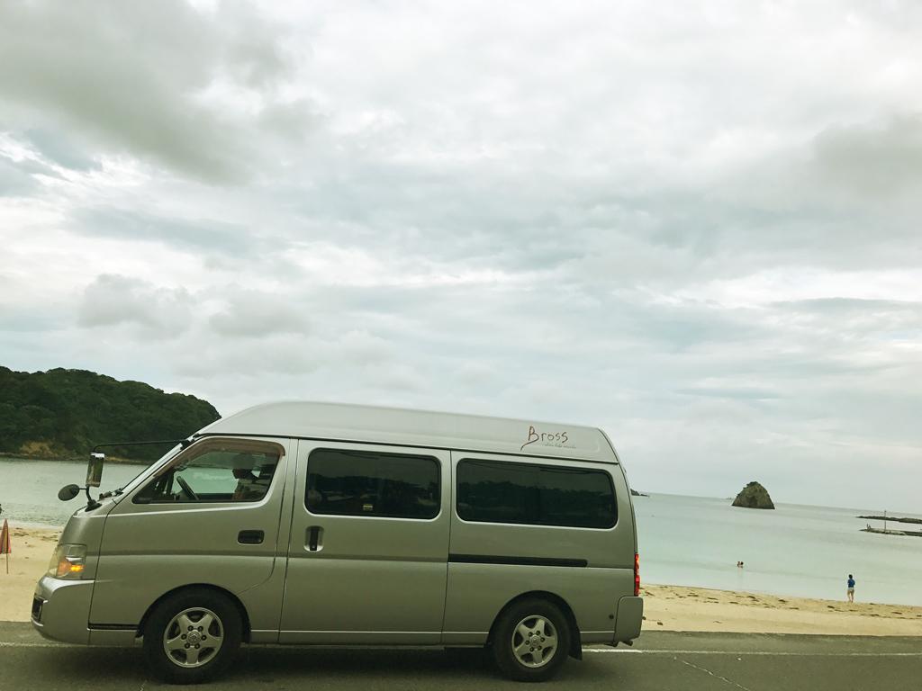 伊豆の外浦海岸