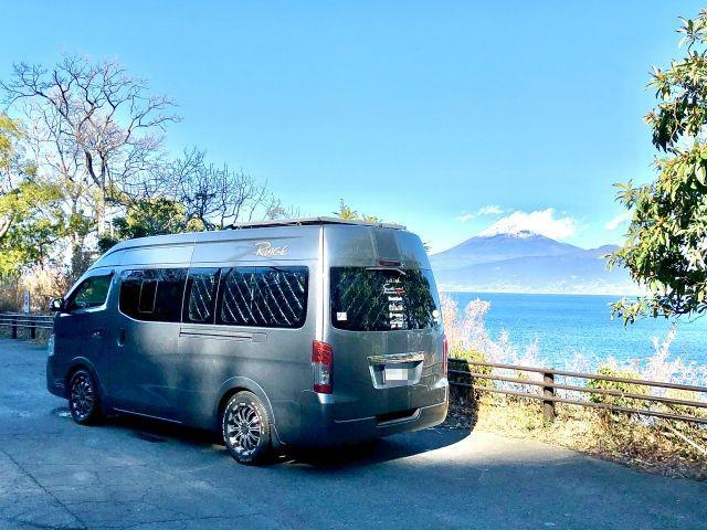 富士山を観にドライブ